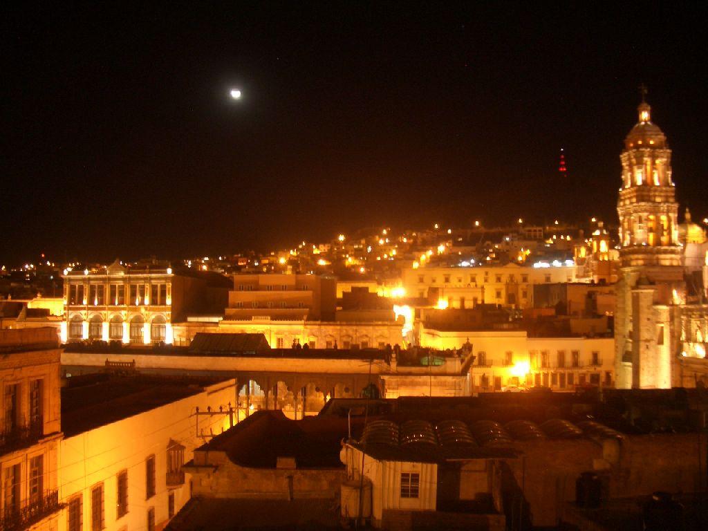 1. Nacht - Zacatecas