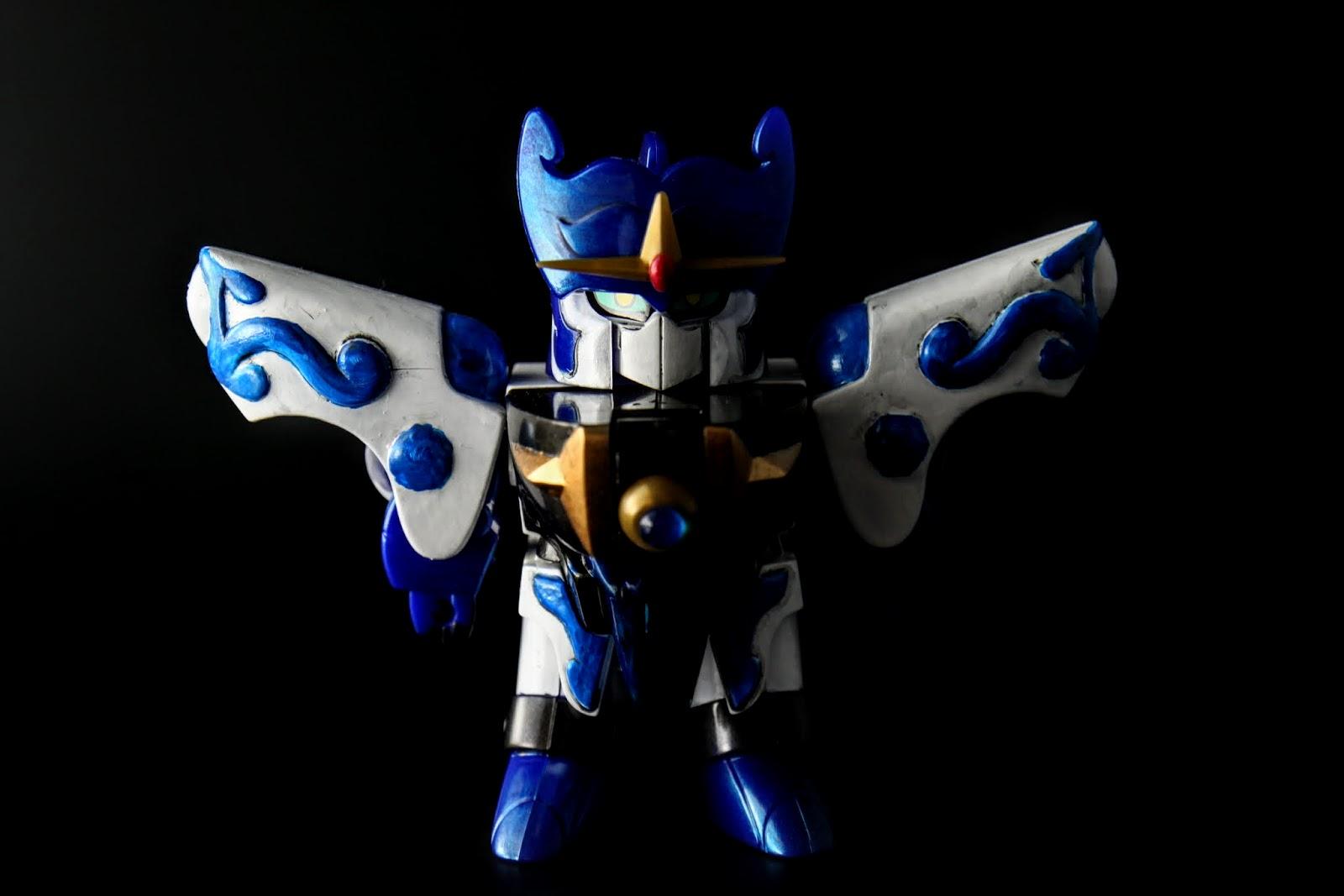 青水の機甲神アクアリウス