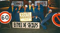 Animation 27 Entrée de Secours 3ème et 4ème Nuits 1995 Cossé