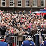 Die Bonner Stadtsoldaten bei der Prinzengarde in Düsseldorf