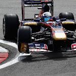 Sebastien Buemi, Toro Rosso STR6