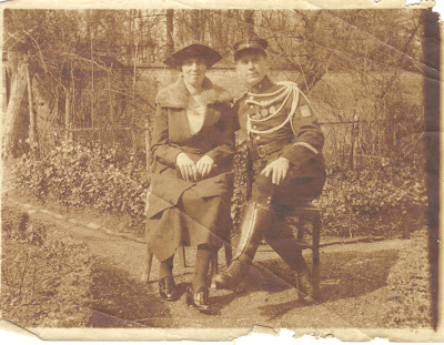 Emile LAMBERT et Emilie DEGREEF