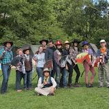 Sheriffové, vice-sheriffové a další zkušení kovbojové