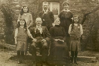 Jacques Lambert et famille