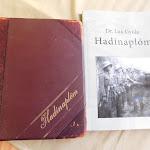 Az eredeti és a Babucs Zoltán által lábjegyzetelt és sajtó alá rendezett Hadinaplóm c. könyv