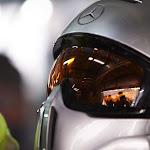Mercedes F1 mechanic