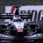 MIka Hakkinnen, McLaren MP4-17 Mercedes