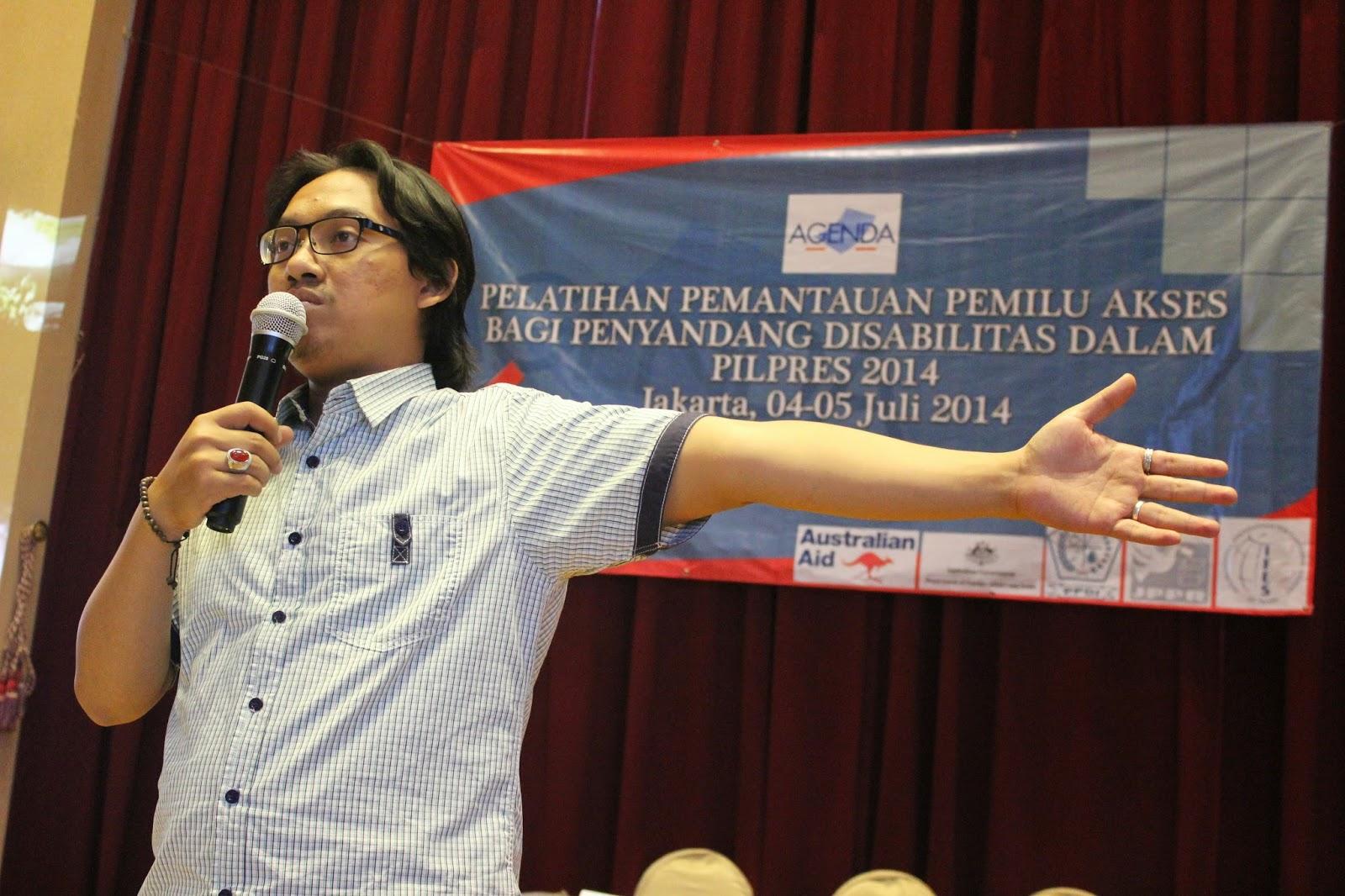 JPPR Trainer at Jakarta Observer Wrkshop 4-5 July 2014