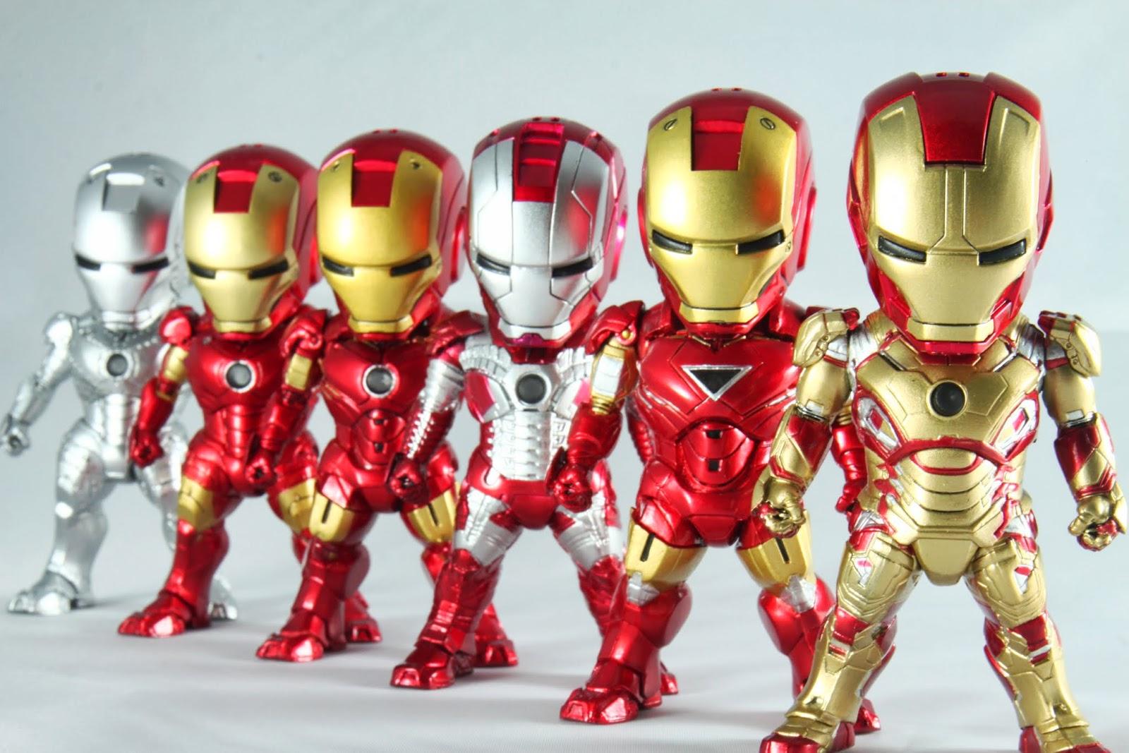 東尼戰隊 - 鋼鐵連者! Go Go ~~Iron~Ranger~~~
