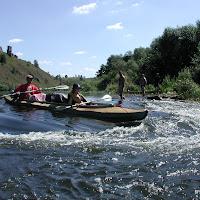 ріка СЛУЧ 2009 SLUCH river
