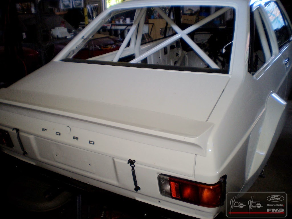 Ford Escort Mk2 Gr4 WTW 567S