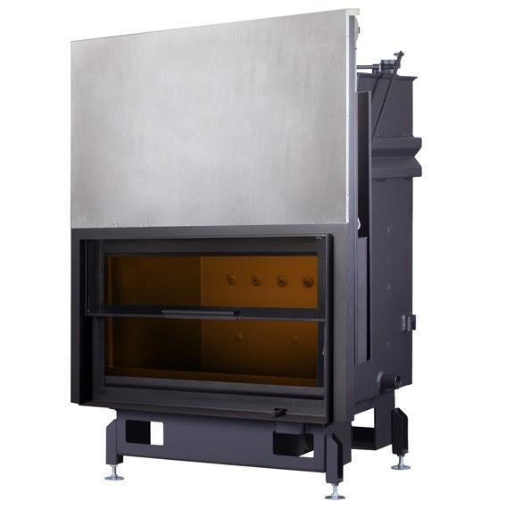 PANAQUA 80 EVO LD PODIZNI  dim. 840x1251 promjer dimovodne cijevi: fi200