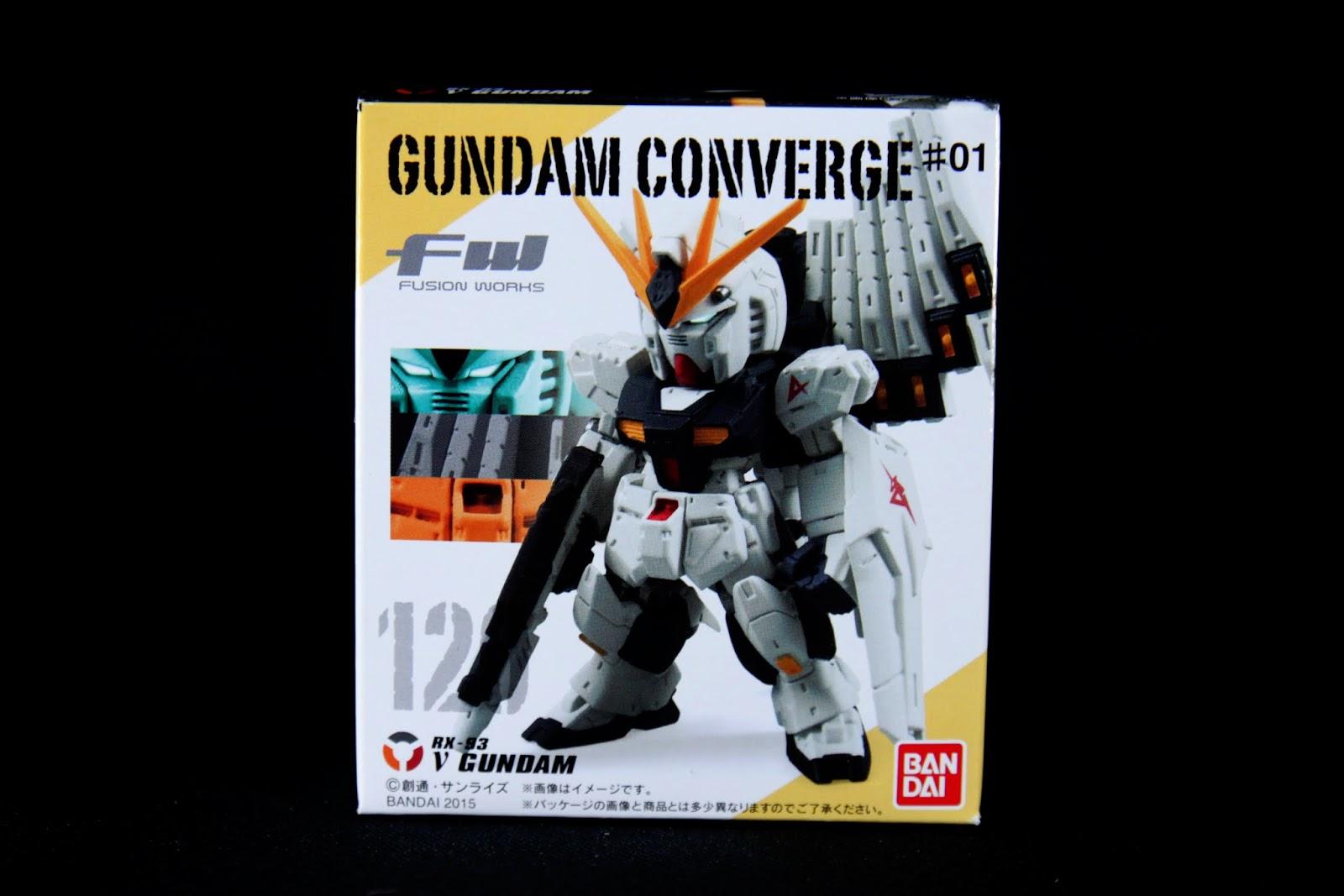 首彈就來了RX-93 Nu Gundam重製, 是要比照初鋼來組牛鋼戰隊嗎?