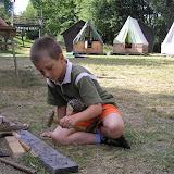 Táborová pouť (3): Zatloukání hřebíku