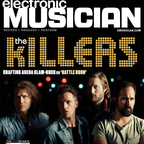 2012-09 Electronic Musician - Cover