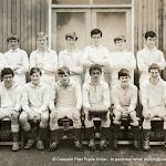 Crescent College Junior Cup Team 1968-69