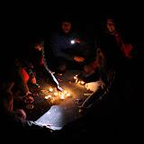 10. stanoviště - Kozoroh (přenášení svíčky)