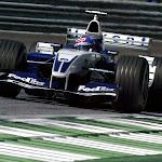 Juan Pablo Montoya, Williams FW23