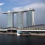 Marina Bay Sands Casino complex in Singapore