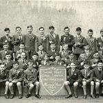 Confirmation Class 1954