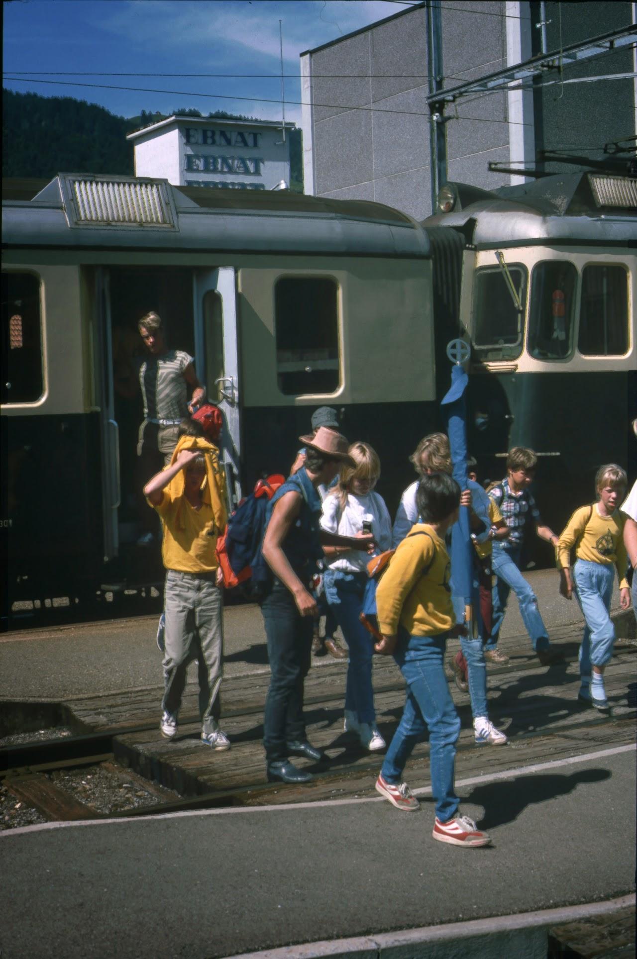 1985 Sommerlager - Sola85_313