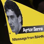 10 years after Ayrton Senna died on San Marino