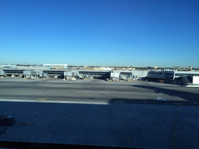 JFK from the AA lounge