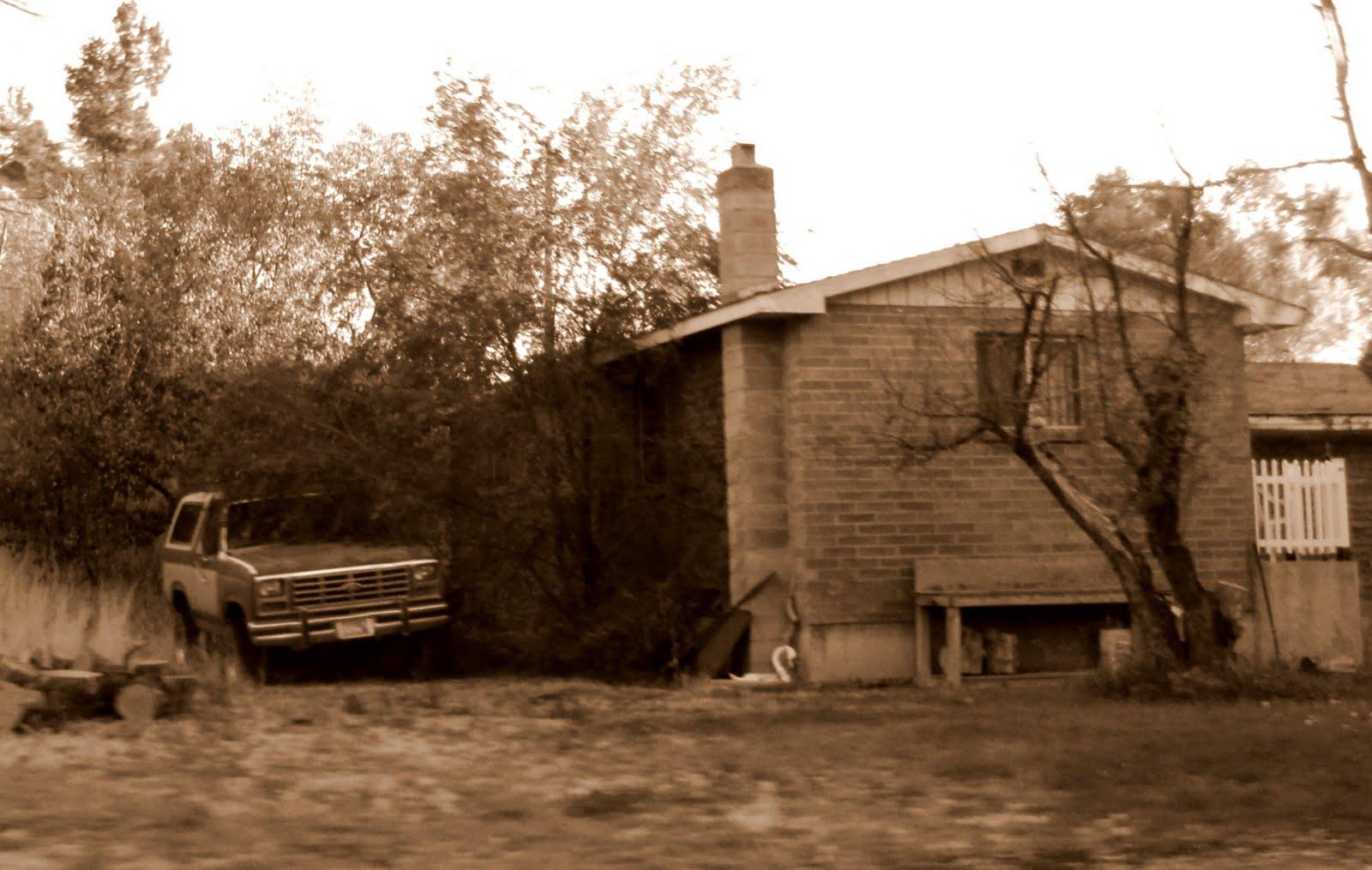 Ranch in Nevada, 1989 Chevrolet Malibu