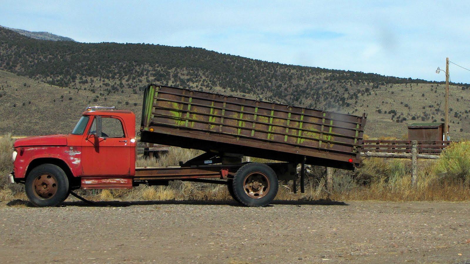 Nevada, 1960 Dodge D200