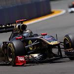 Nick Heidfeld, Lotus Renault R31
