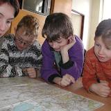 Učili jsme se vyznat se v mapě ...