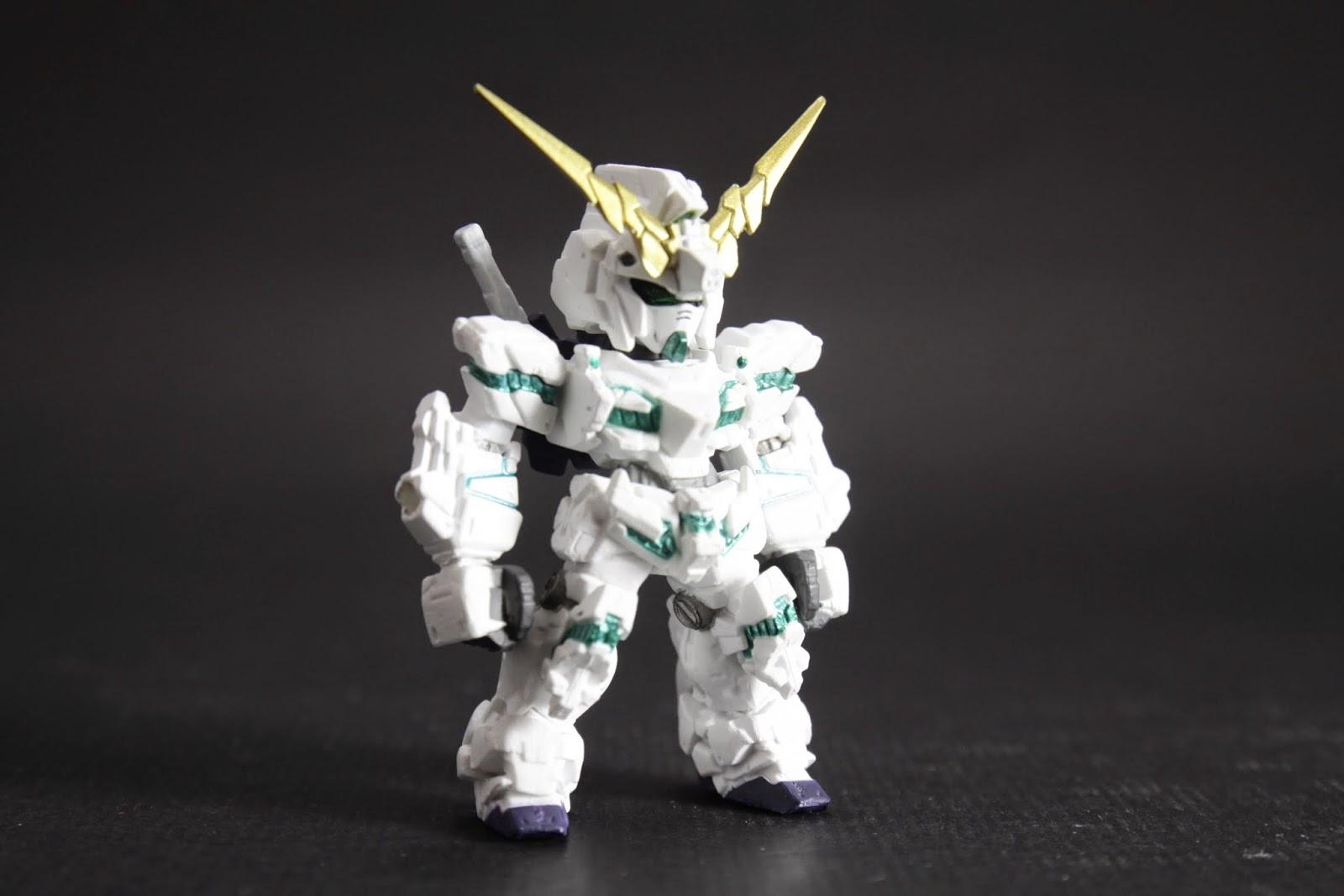 Unicorn Gundam本體 查理在後期NTD要開多久就開多久