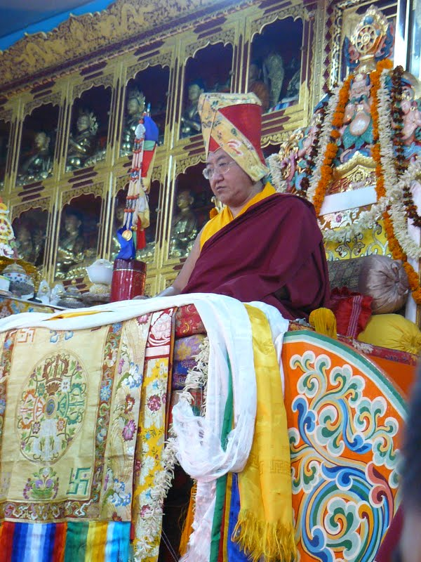 His Holiness the Sakya Trizen