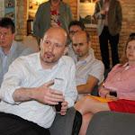 Tóth Endre, csehországban élő történész az Egyesült Magyar Párt és a prágai kormány viszonyáról tartott előadást