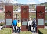 Monument to the Schengen agreement