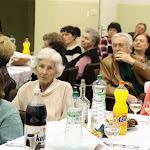 Nagyrészt a helyi gyülekezet tagjai vettek részt az alkalmon
