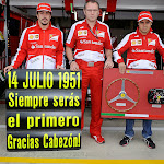 Tribute to the first victory for Ferrari in 1951