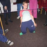 Tradiční podlézání provazu