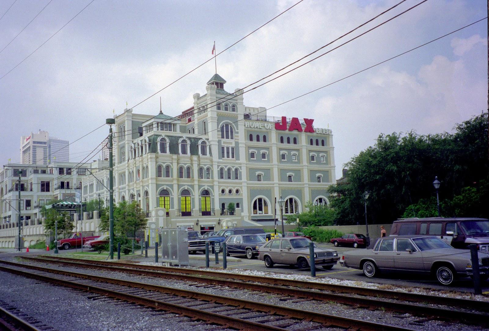Jax Brewery