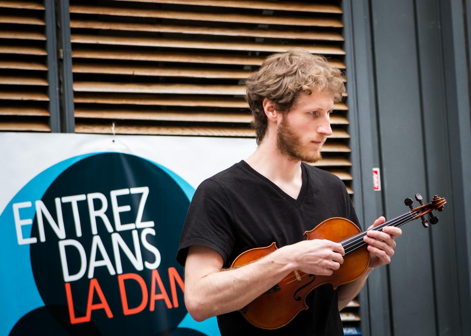 Cie Hélène Beilvaire et Louis Galliot - Crédit Fabrice Parisi