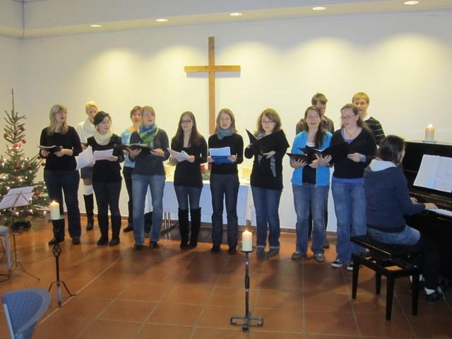 Ökumenischer Adventsgottesdienst WiSe 2011/2012