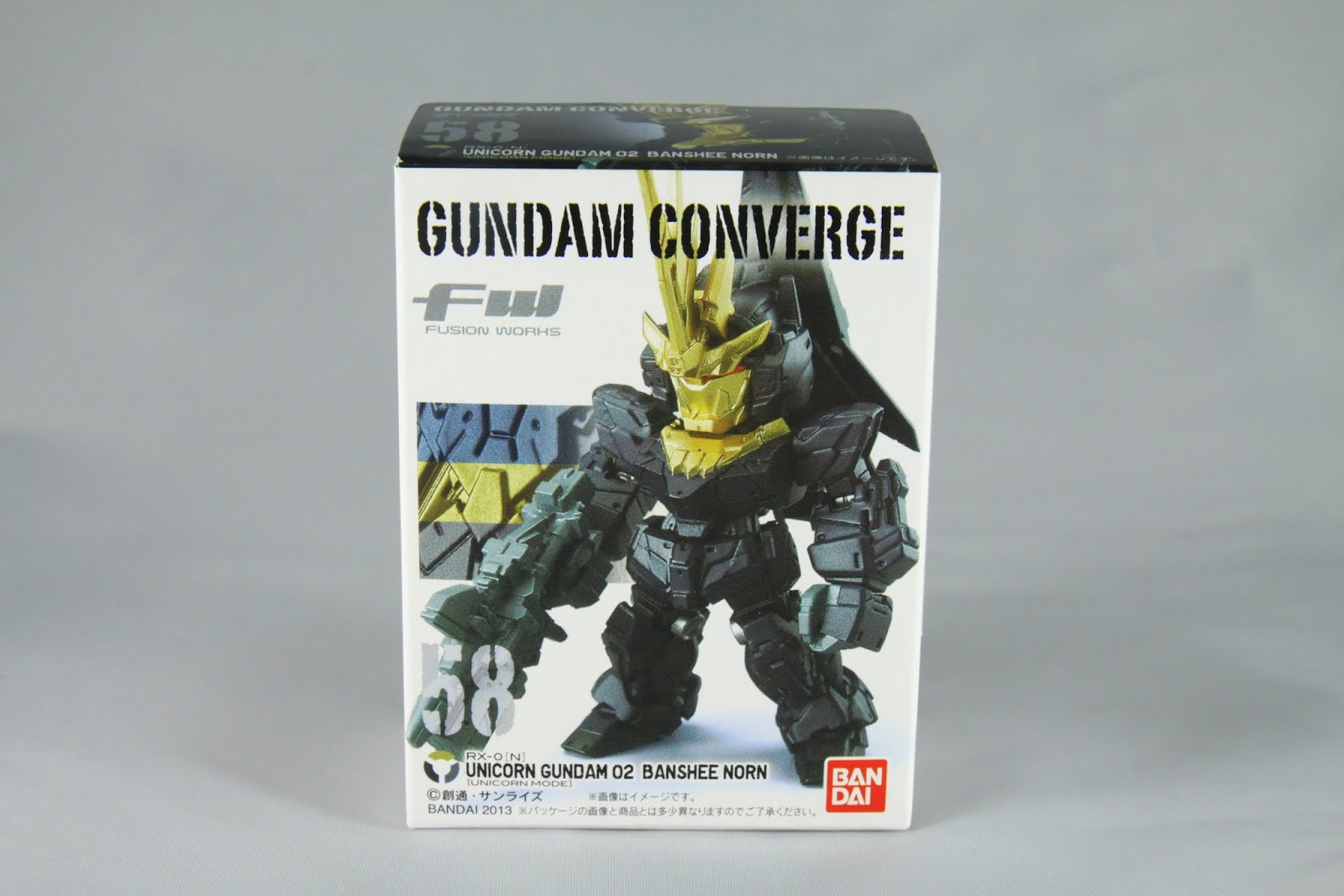 No.58 Unicorn Gundam 02 Banshee Norn
