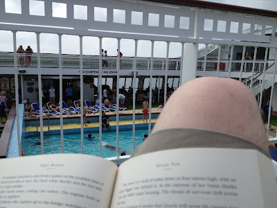 More reading... on deck this time