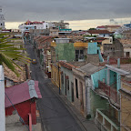 Santiago de Cuba is not very spectacular