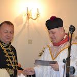 Mgr.Szalay Gyula esperes és Bc.László Gábor polgármester