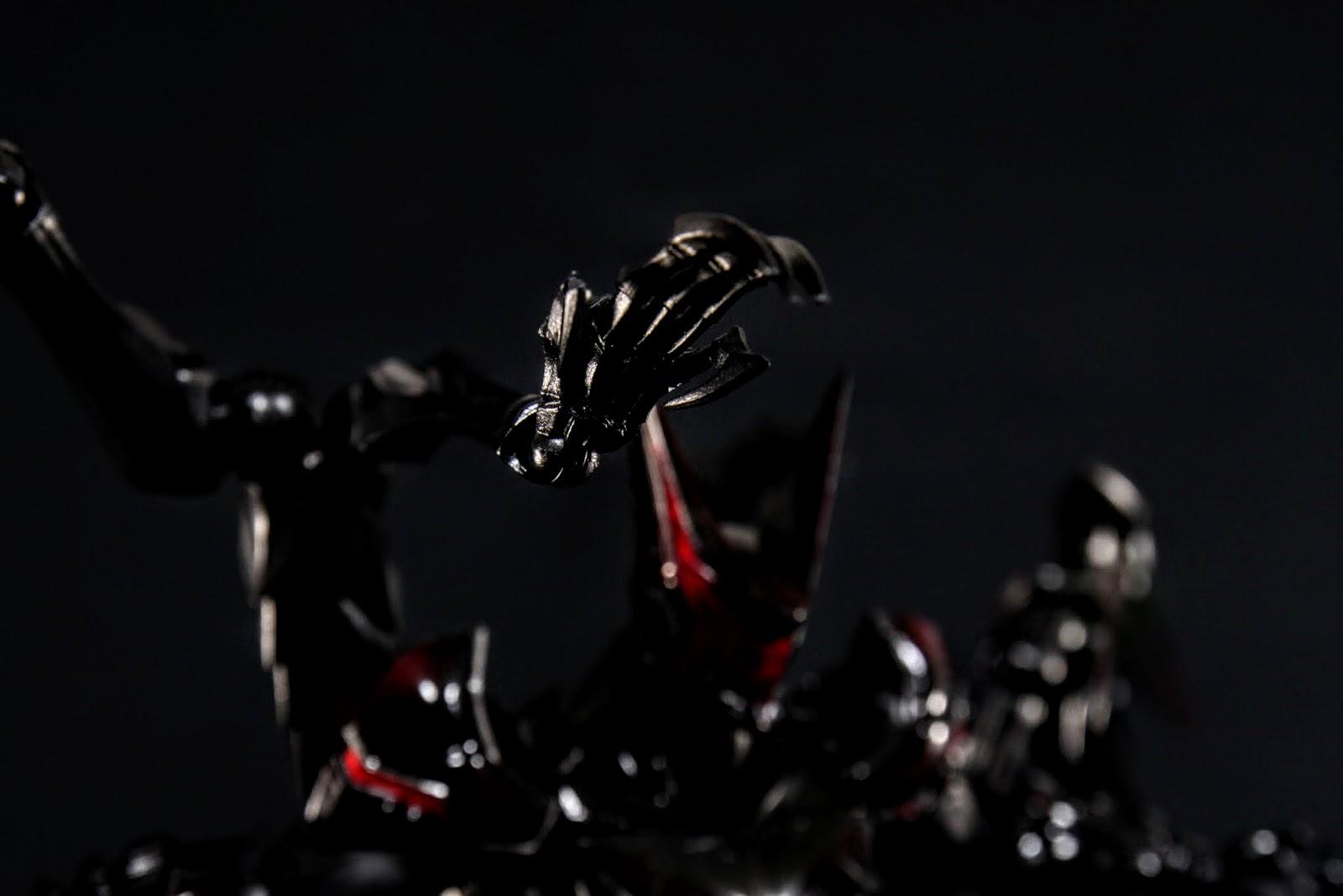 惡魔爪一般狀態