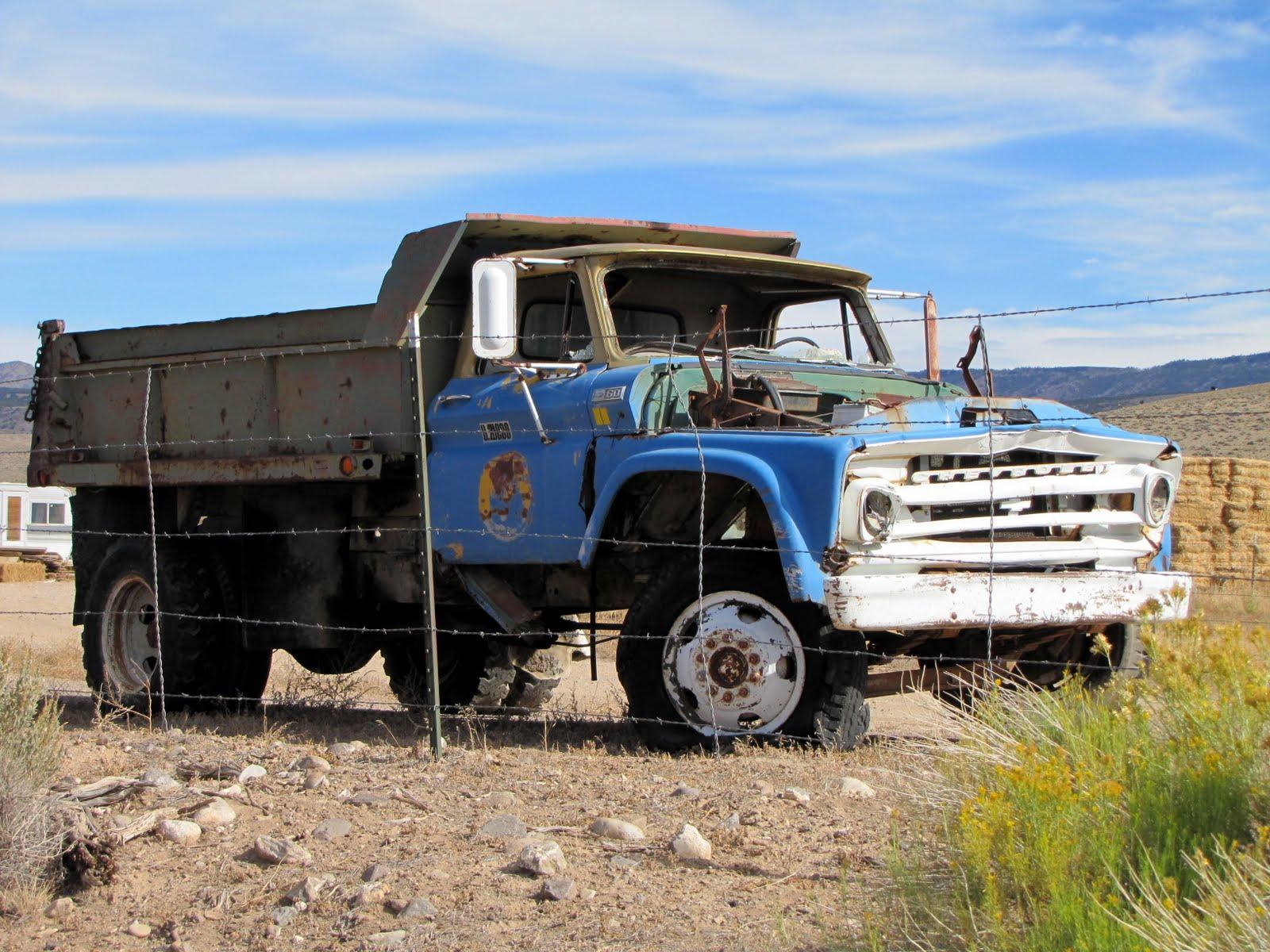 1965 Chevrolet C60 Truck