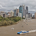 Brisbane it is