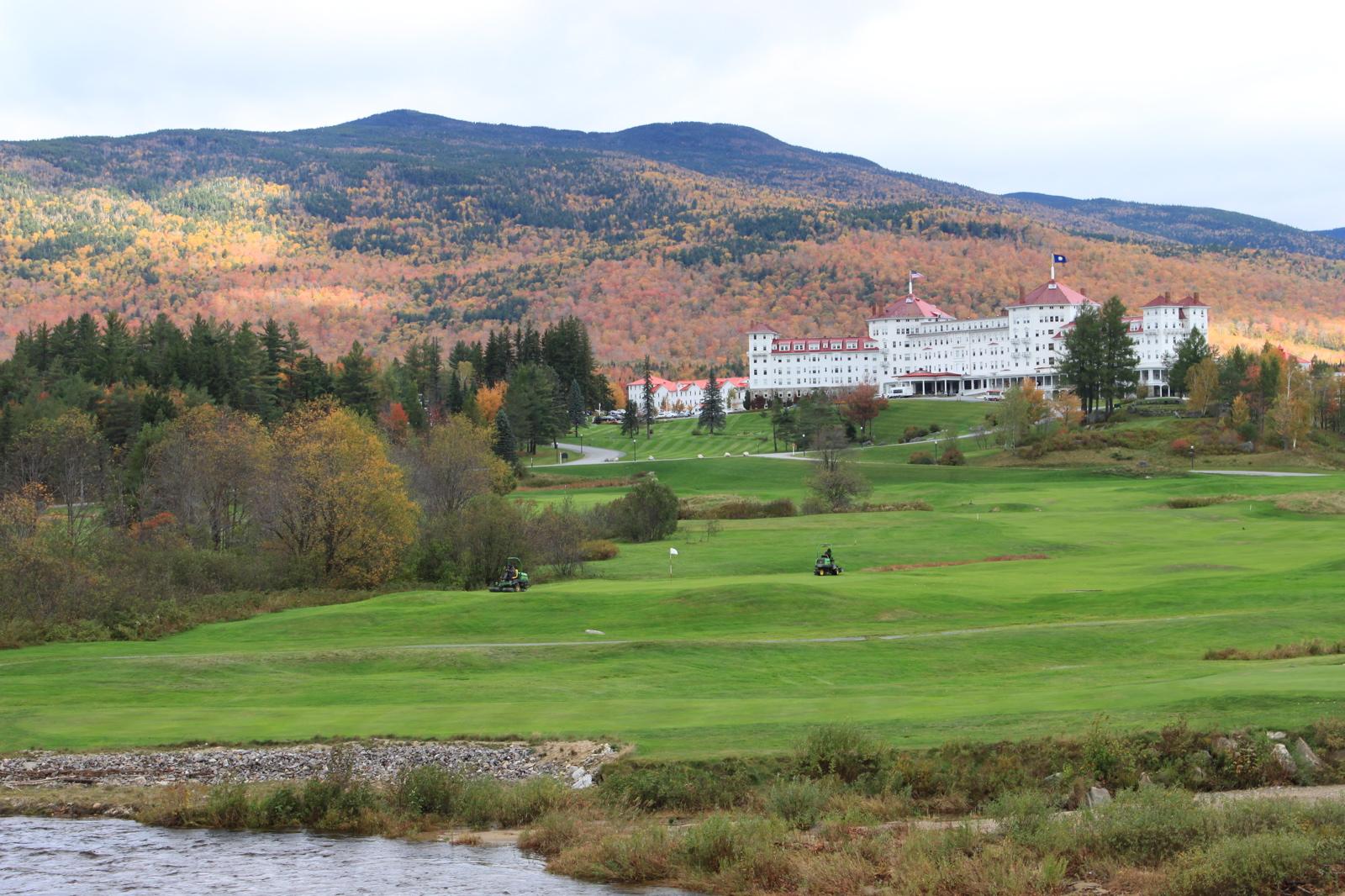 Mount Washington Resort - White Mountains, New Hampshire