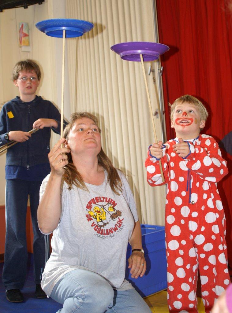 Circus en Receptie 60 Jarig Jubileum - jub059